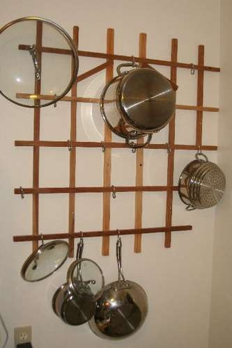 17 best images about condo pots and pans on pinterest good housekeeping pot lids and pot racks. Black Bedroom Furniture Sets. Home Design Ideas