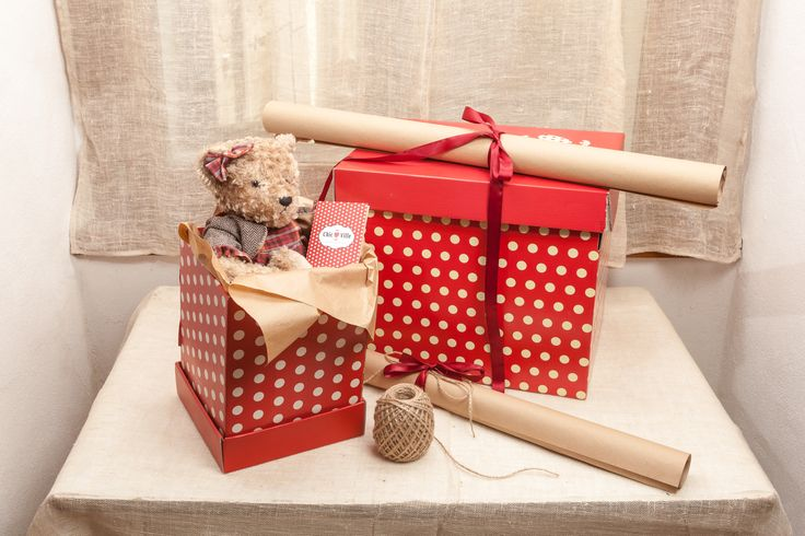 Bear-est gift for anyone! ❤️ Gift packages available!