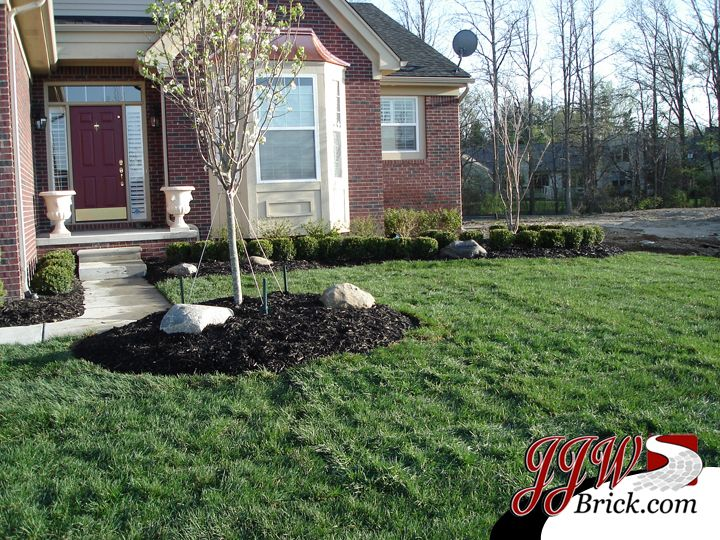 26 Best Images About Landscaping Ideas MI On Pinterest | Washington Clinton Township And Bricks