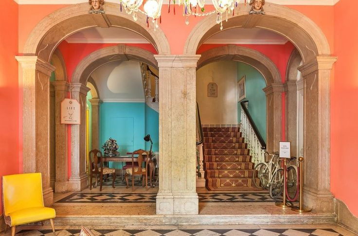 The Independente, Lisbon, Portugal | 19 Amazing And Affordable Places To Stay Around The World