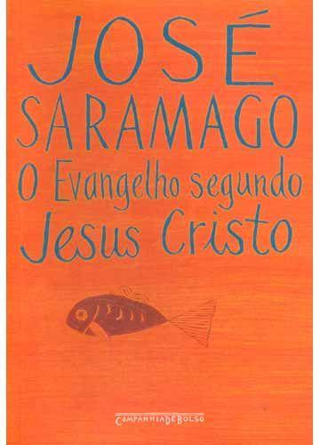 """""""O Evangelho segundo Jesus Cristo"""", José Saramago. http://3livrossobre.com.br/3-livros-para-ateus/"""