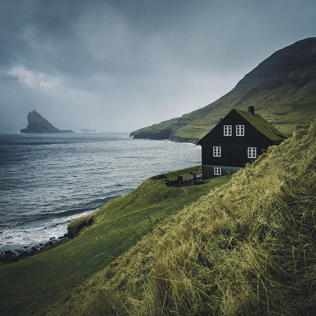 Tell me about your dream house! Could you imagine to live here?  Faroe Islands
