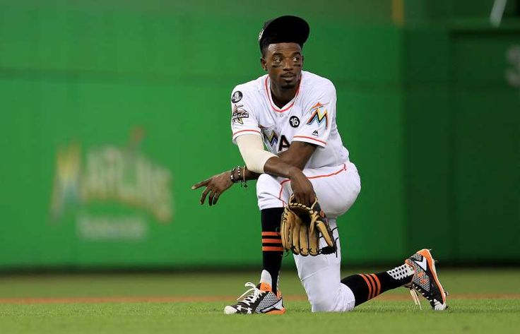 MLB trade rumors: Stanton, Donaldson headline hitters who could be dealt  -  November 8, 2017.  DEE GORDON, 2B, MARLINS  -   Contract status: Guaranteed $37 million through 2020; $14 million vesting/club option for 2021 ($1 million buyout).