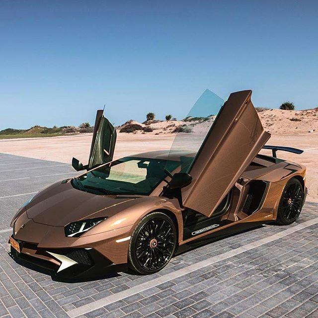 Copper Aventador?