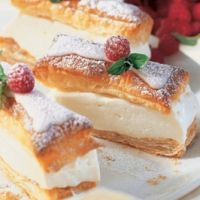 Cremeschnitte - Creme Slices Recipe