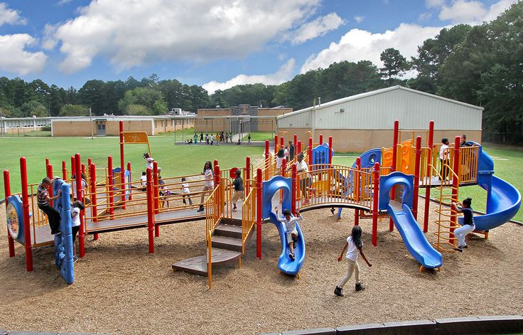 Schools| Playground Equipment for schools, park and church | Little Tikes Commercial