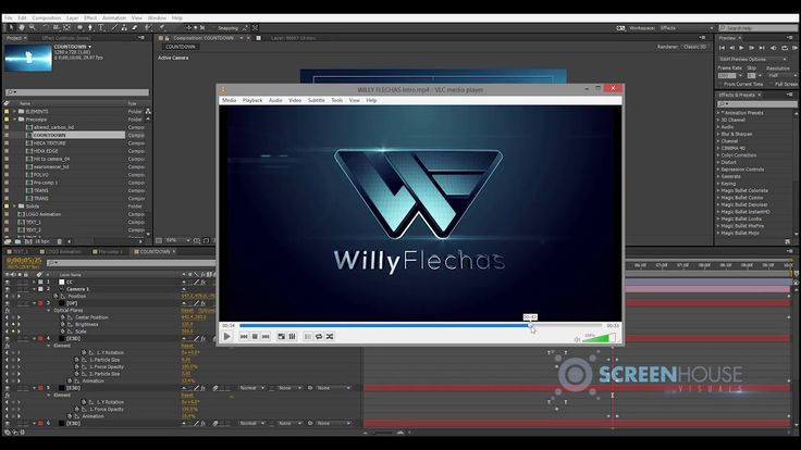 WILLY FLECHAS Intro 2014 - Making Of