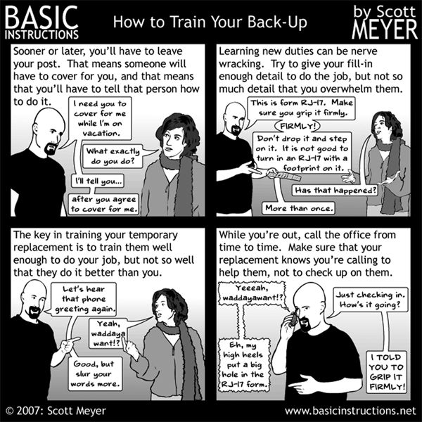 104 best The Funny Pages - Employment images on Pinterest Comic - how to call out of work