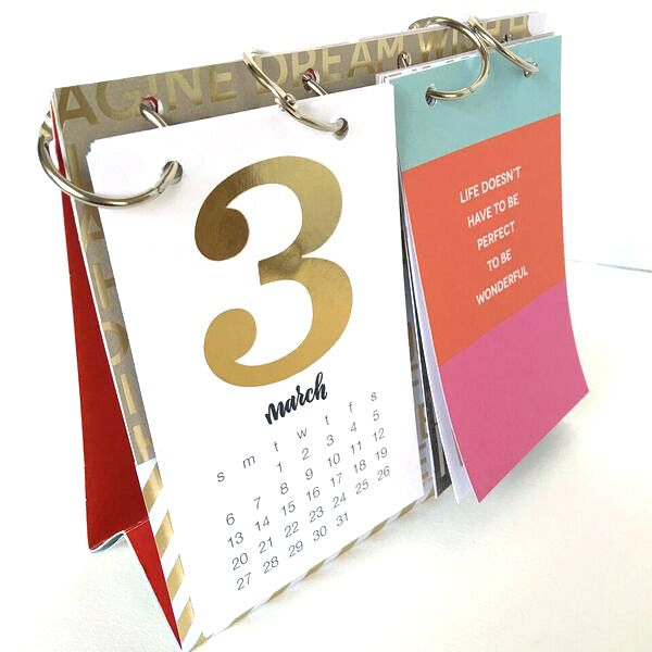 25 best images about holiday new year on pinterest - Desktop calendar design ideas ...