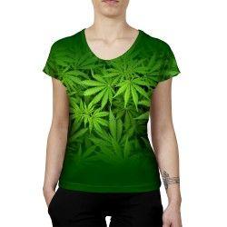 Green koszulka