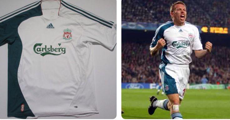 Liverpool 2006-07 Adidas 3rd Shirt Available #TheKitman #LFC #Liverpool #Soccer