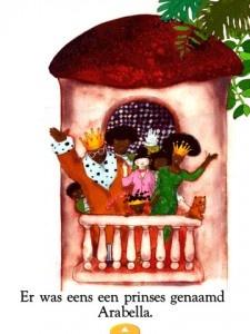 Prinses Arabella    Wat leert mijn kind van deze educatieve app:  Kennis maken met geschreven taal.  Leren lezen.  Begrijpend lezen.  Nieuwe woorden leren.  Kennis maken met nieuwe situaties.  Stimuleert de fantasie.  Stimuleert de luisterhouding.