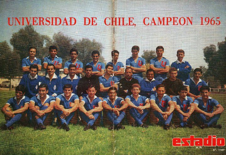 1965 Universidad de Chile