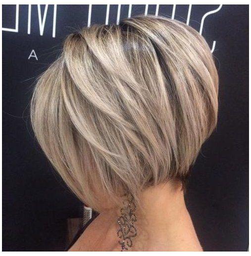 Pics Of Short Haircuts For Thin Hair