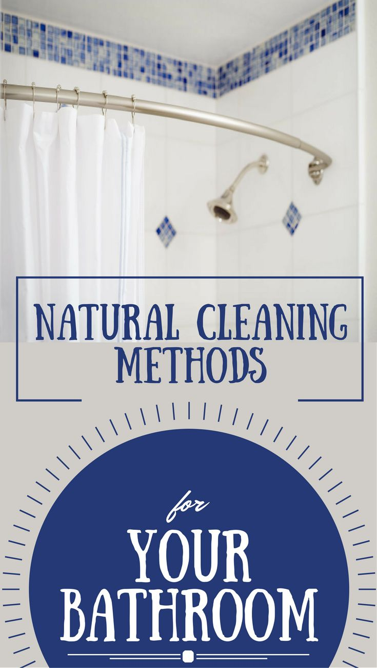 201 Best Cleaning Bathroom Images On Pinterest Cleaning