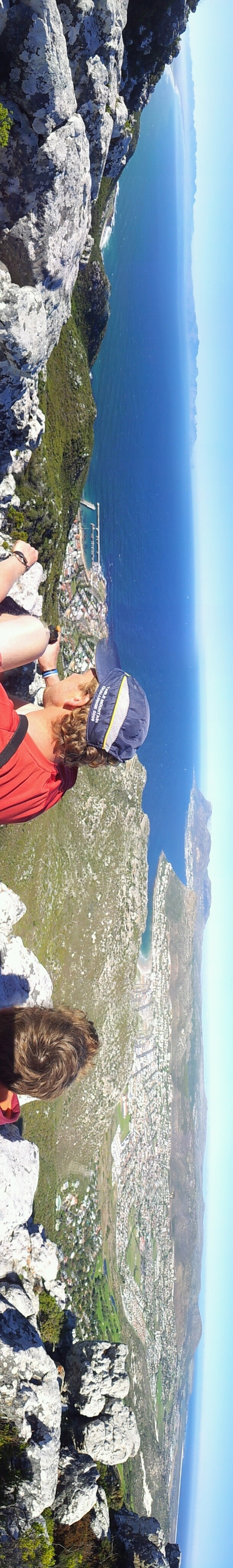 On top of the mountain in Kalk bay in Cape townFavorite Places, Kalk Bays, Capes Town, Dreams Spaces, Cape Town