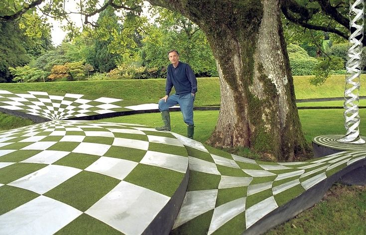 22 best images about charles jencks on pinterest gardens for British landscape architects