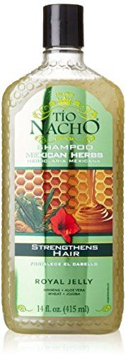 TIO NACHO Mexican Herbs Shampoo 14 oz (Pack of 12) *** Be sure to check out this awesome product.