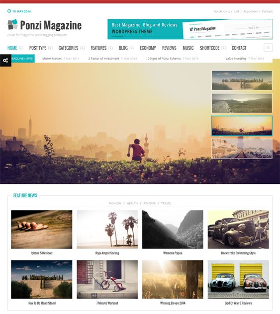 flash magazine deluxe nulled wordpress