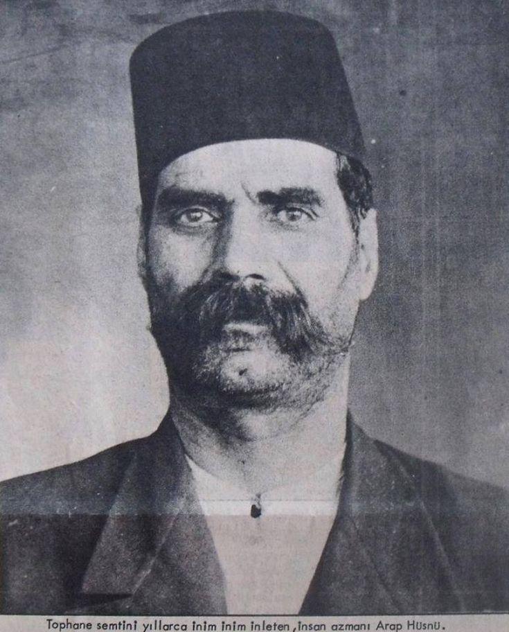 İstanbulun baş belaları: Arap Hüsnü - 1870