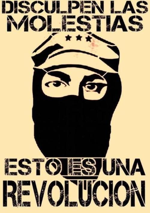 El 99% inicial - el Sub Marcos en Chiapas, México