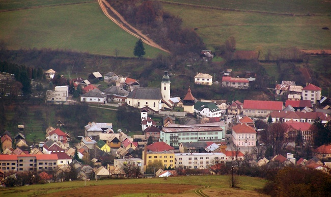 klenovec, slovakia Where my grandparents were born