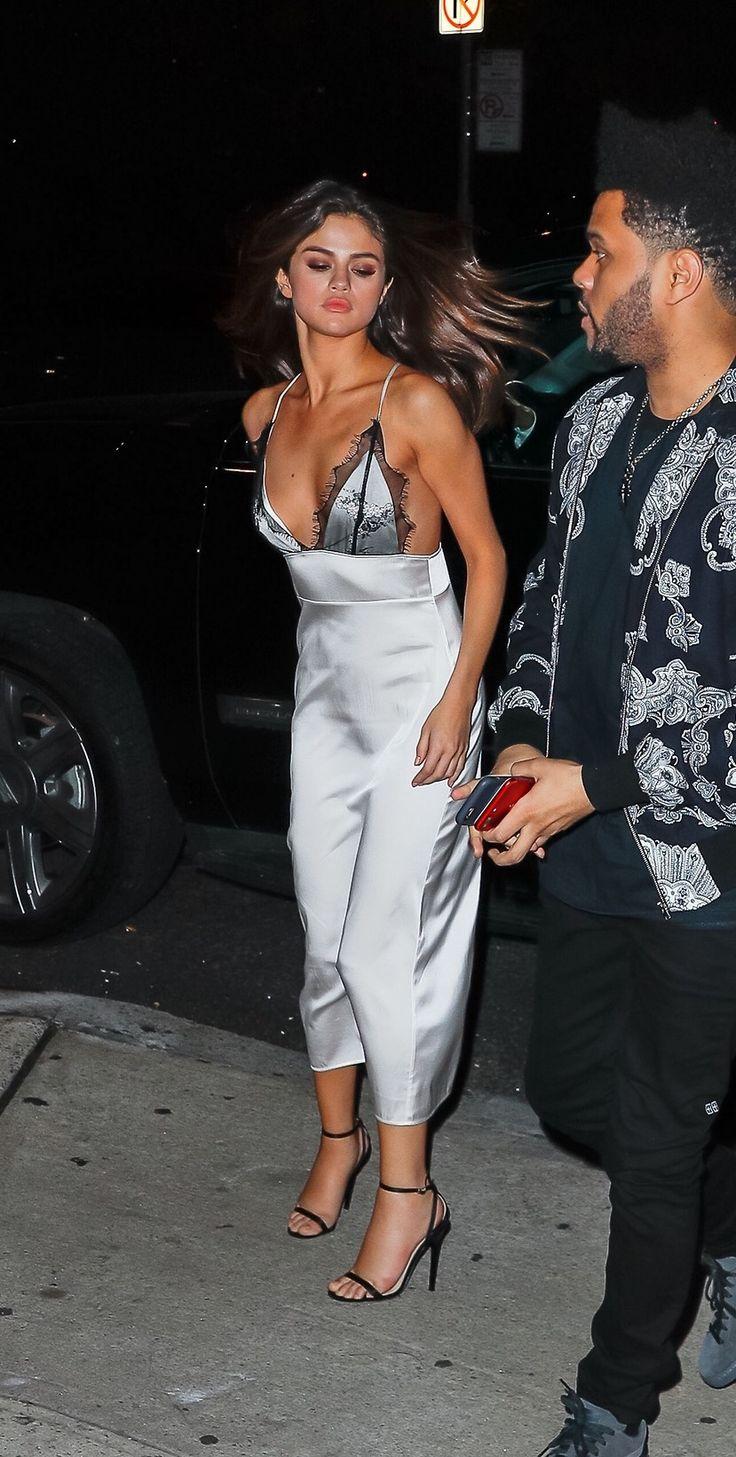 Selena Gomez out in New York - June 2017