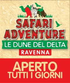 Safari Park Ravenna il parco zoologico tra le Dune del Delta