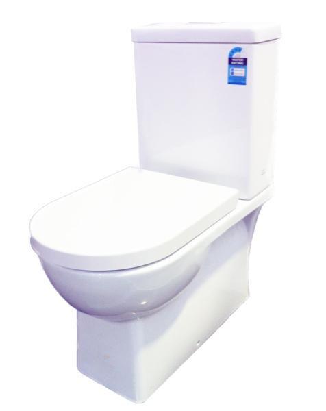 Ventnor Toilet Suite With Softclose Seat