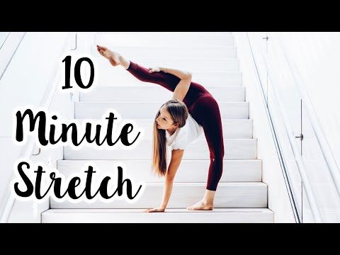 1265 how to get flexible in only 10 minutes a day