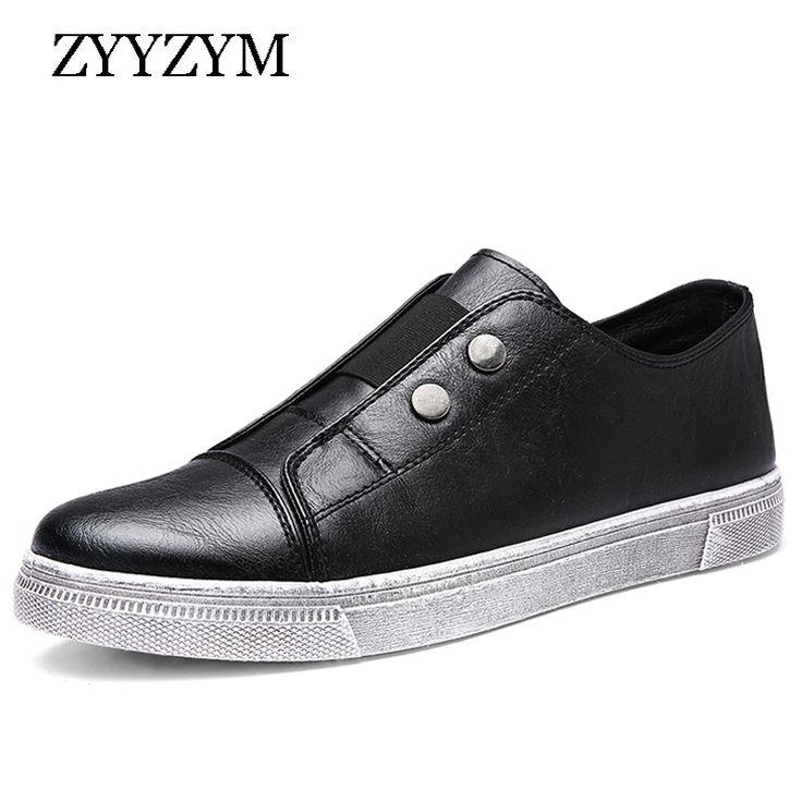 My Shoe Closet - Zapatillas deportivas de lona hombre, color negro, talla 44