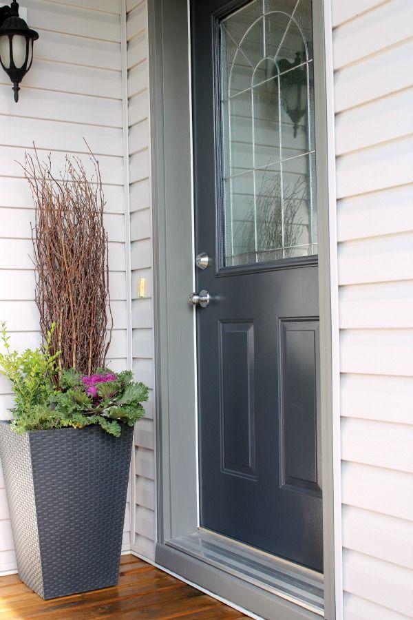 178 best images about fabulous front door colors on pinterest for Benjamin moore exterior door colors