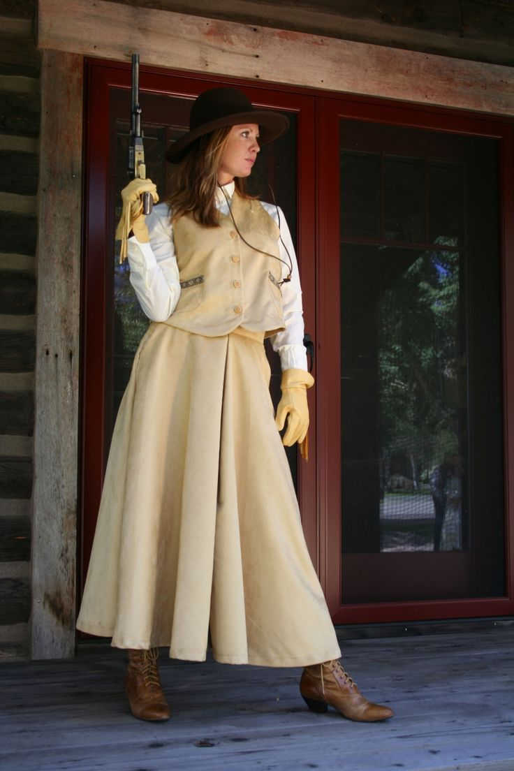 Western Wear Skirt 8