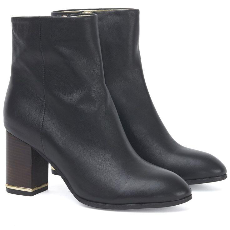 Jordan Boot - Black Calf