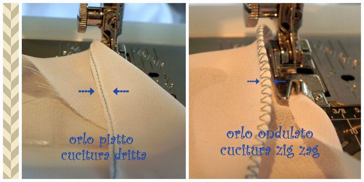 The Lovely Sewing - Il Cucito Incantevole: Macchina da cucire: piedino orlatore