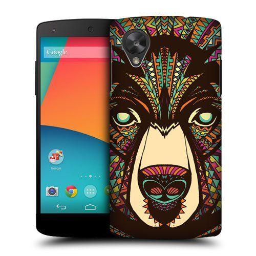 Case Bear Aztec Case Cover For Lg Google Nexus 5