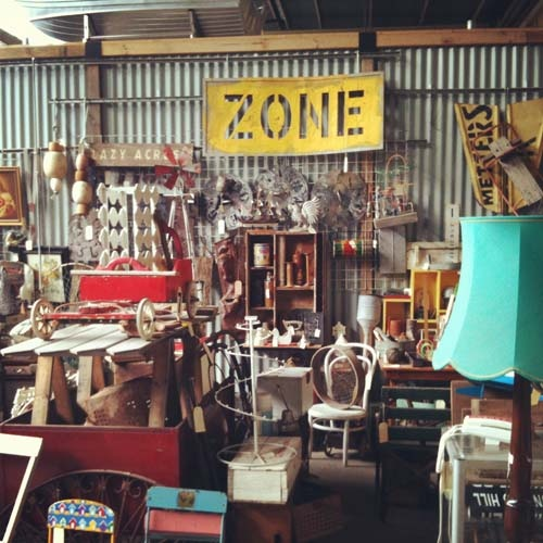 rummage The Vintage Shed and Tyabb Packing House - tyabb, mornington peninsula