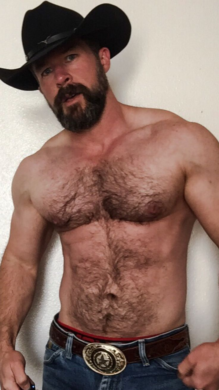 Hairy Old Guys 85