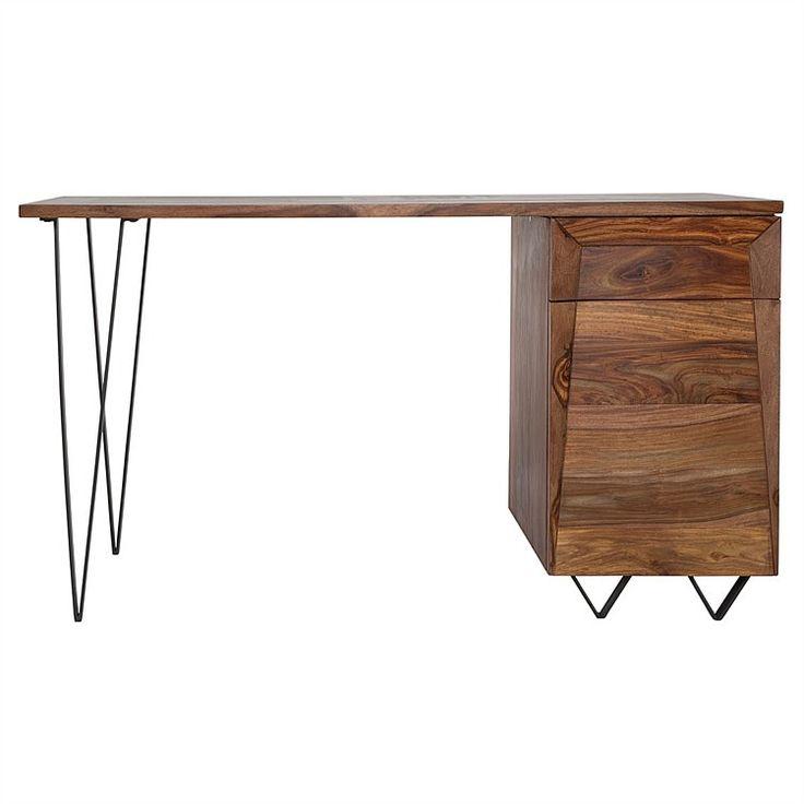 Home Office - Wyatt Desk 135x50cm (PI)