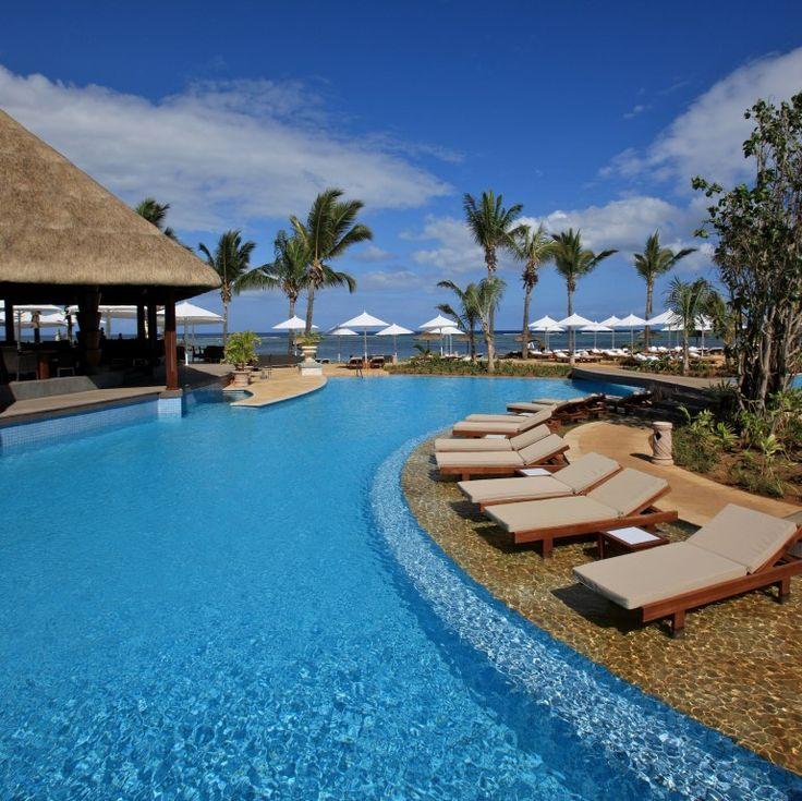 Mauritius - Sugar Beach Swimming Pool