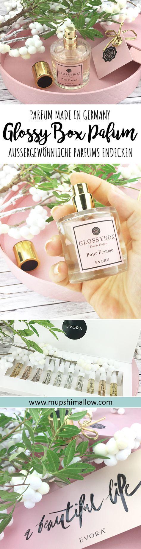Mein neuer Duft Liebling, das Das GlossyBox Parfum by Evora. Denn ein tolles Parfüm muss nicht immer einen großen Marken Namen haben und teuer sein. Klickt hier für meine Produkt Review zum Glossy Box Parfum für Frauen.