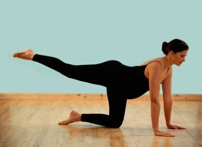 Exercises You Can Do to Slim Down Hips and Butt While Pregnant, LiveStrong