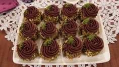 Kara Orman Pastası   Nursel'in Mutfağından Yöresel Yemek Tarifleri