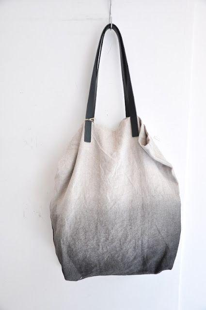 #Ombre #Degrade #Bag MARGARETE HAUSLER