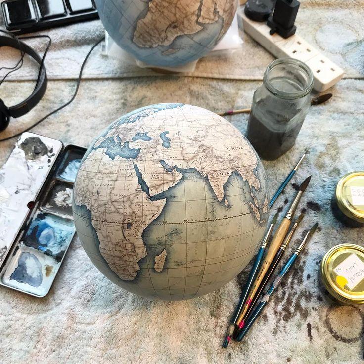 Bellerby u0026 Co Globemakers globemakers on Instagram