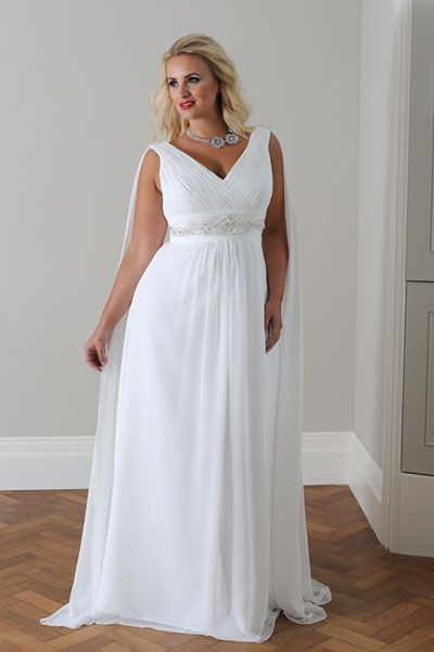 Plus Size Wedding Dresses - Photos of Plus Size Wedding Gowns   Wedding Planning, Ideas & Etiquette   Bridal Guide Magazine