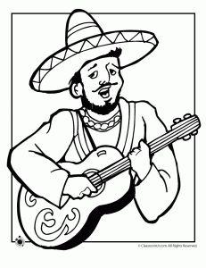 Mexican Independence Day Coloring Pages - El Grito 16 de septiembre | Classroom Jr.