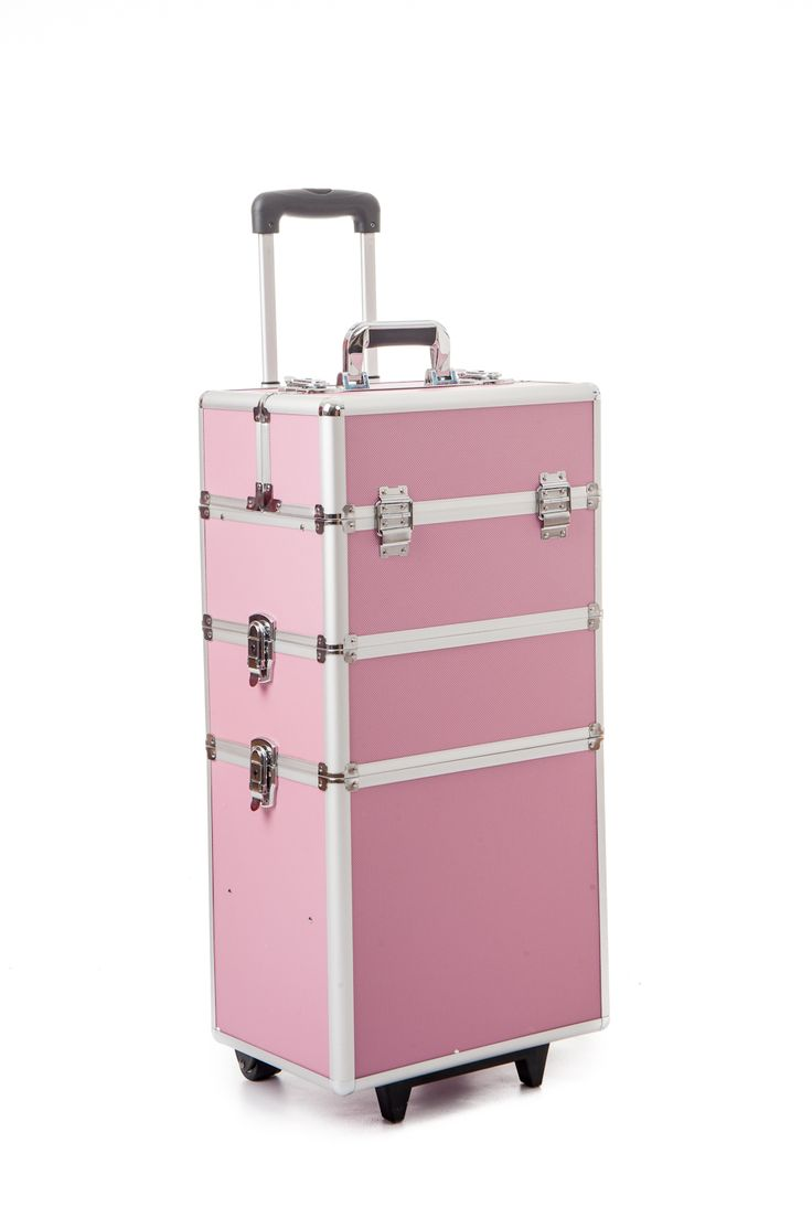The Urbanity Pink Beauty Trolley is perfect for professional mobile beauticians, nail technicians and hairdressers.  It's stylish, versatile, and is the ideal beauty storage solution for those on the move!