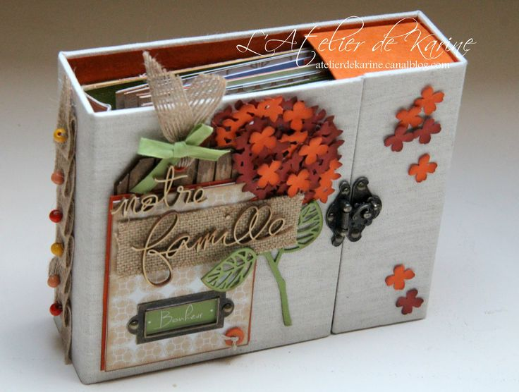 Mini Album et son coffret - Pure Lorelaïl Design 1                                                                                                                                                                                 Plus