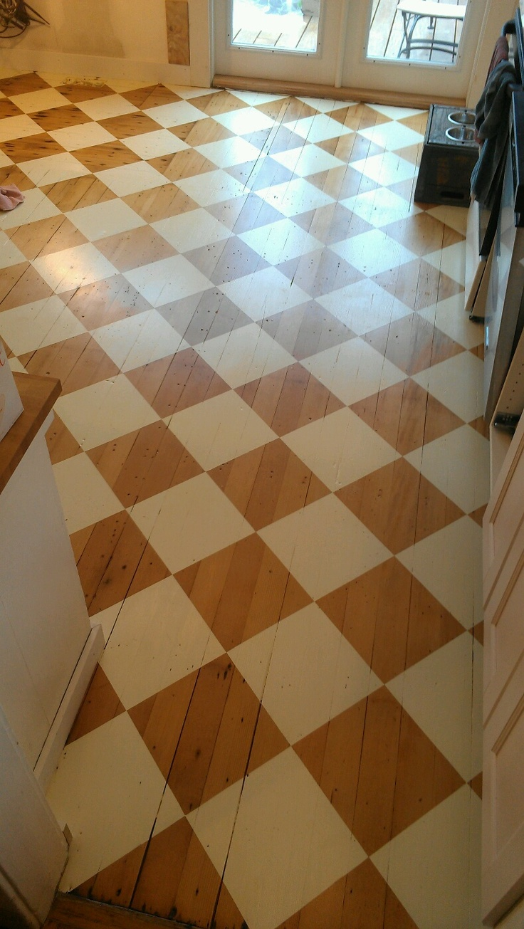 Love This Checkerboard Look Made With Vermont Natural